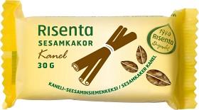Bild på Risenta Sesamkakor kanel 30 g