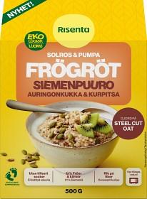 Bild på Risenta Solros & Pumpa Frögröt 500 g