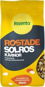 Bild på Risenta Solroskärnor Rostade 200 g