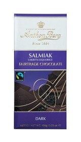 Bild på Anthon Berg Salmiak Lakrits Fairtrade 100 g