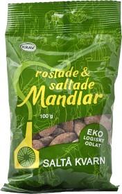 Bild på Saltå Kvarn Rostade Mandlar 100 g