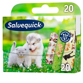 Bild på Salvequick Animal 20 st