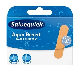Bild på Salvequick Aqua Resist Medium 20 st