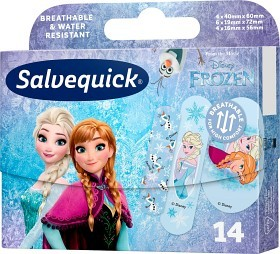 Bild på Salvequick Frozen 14 st