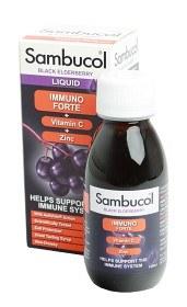 Bild på Sambucol Immuno Forte 120 ml