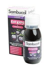 Bild på Sambucol Kids 120 ml