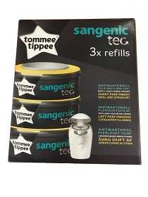 Bild på Sangenic TEC Blöjhink Refill 3-pack