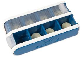 Bild på Schine Pill Box Small Blå