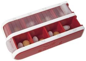 Bild på Schine Pill Box Small Röd