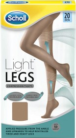 Bild på Scholl Light Legs Tights Beige 20 Den