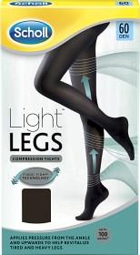 Bild på Scholl Light Legs Tights Svart 60 Den