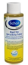 Bild på Scholl Bad för spruckna hälar 115 ml