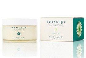 Bild på Seascape Uplift Sea Salt Body Scrub 175 ml