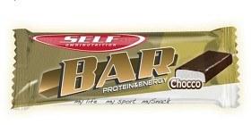 Bild på Self Protein&Energy Bar Choklad 64 g