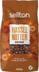 Bild på Sellton Hasselnötter 500 g