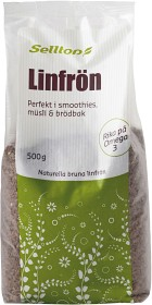 Bild på Sellton Linfrö 500 g