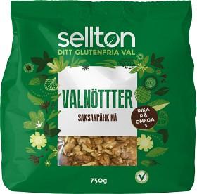 Bild på Sellton Valnötter 750 g