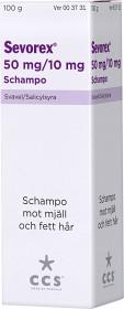 Bild på Sevorex schampo 100 g