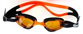Bild på Simglasögon för barn orange/svart