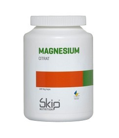 Bild på Skip Magnesium Citrat 100 kapslar