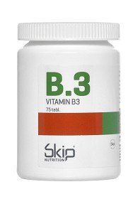 Bild på Skip Vitamin B.3 250 mg 75 tabletter