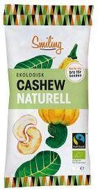 Bild på Smiling Cashewnötter Naturell 50 g