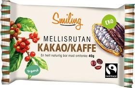 Bild på Smiling Mellisrutan Kakao Kaffe 40 g