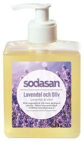 Bild på Sodasan Liquid Lavender & Olive 300 ml