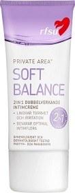 Bild på RFSU Soft Balance Intimcreme 50 ml