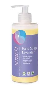 Bild på Sonett flytande tvål Lavendel 300 ml