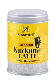 Bild på Sonnentor Kurkuma Latte 60 g