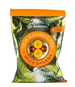 Bild på Spicy Banana Chips 85 g