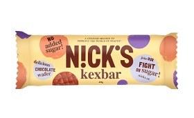 Bild på Nicks Kexbar 40 g