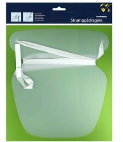 Bild på Strumppådragare plast