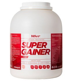 Bild på Super Gainer Jordgubb 4,5 kg