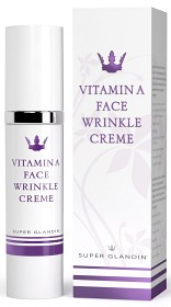 Bild på Super Glandin Vitamin-A Wrinkle Creme 50 ml