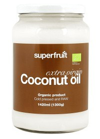 Bild på Superfruit Extra Virgin Coconut Oil 1420 ml