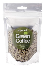 Bild på Superfruit Green Coffee Beans 200 g