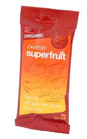 Bild på Superfruit Trailmix Energy 50 g