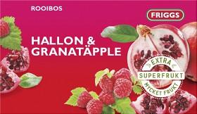 Bild på Superfrukt Rooiboste Hallon & Granatäpple 20 st