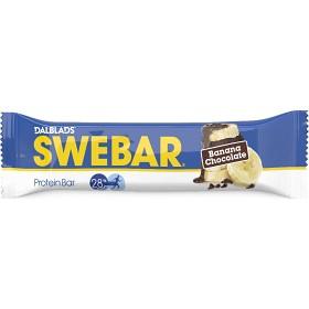 Bild på Swebar Original Banana Chocolate 55 g