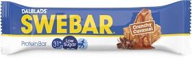 Bild på Swebar Crunchy Caramel 55 g