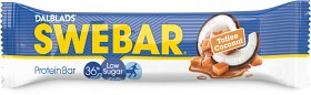 Bild på Swebar Low Sugar Toffee Coconut 50 g