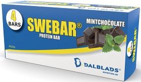 Bild på Swebar Mintchoklad 4-pack