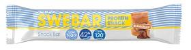 Bild på Swebar Snack Bar Gräddkola 35 g