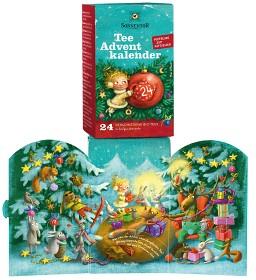 Bild på Te Adventskalender 24 tepåsar