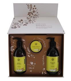 Bild på The Handmade Soap Co Lemongrass Gift Box