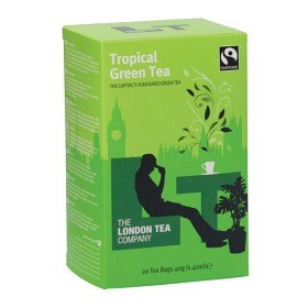 Bild på The London Tea Company Tropical Green Tea 20 st
