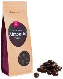 Bild på This Is Nuts Dark & Salty Almonds 250 g