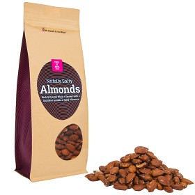 Bild på This Is Nuts Sinfully Salty Almonds 250 g